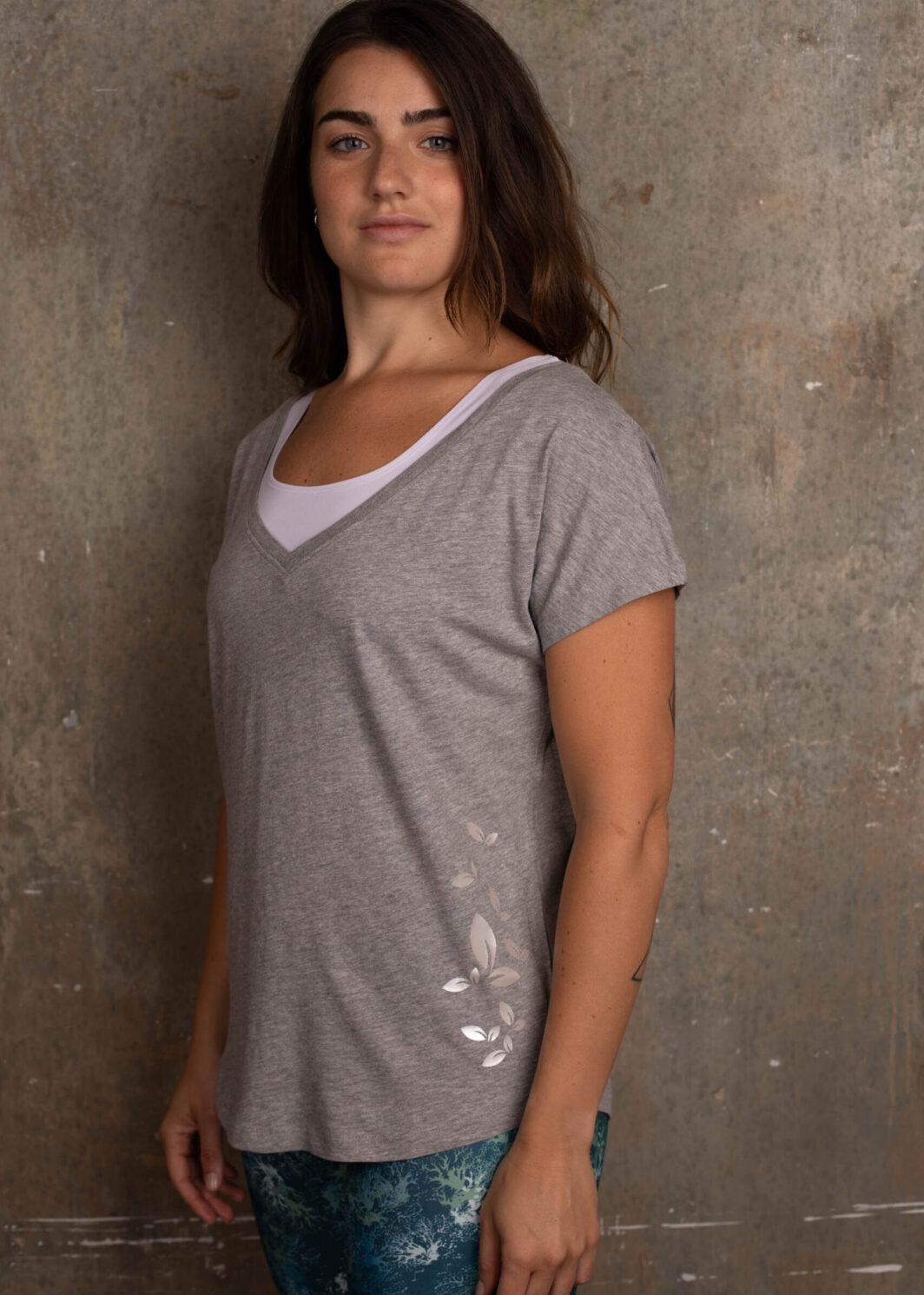 YOGETTE | T-shirt sportiva DALLAS - Yoga - Pilates