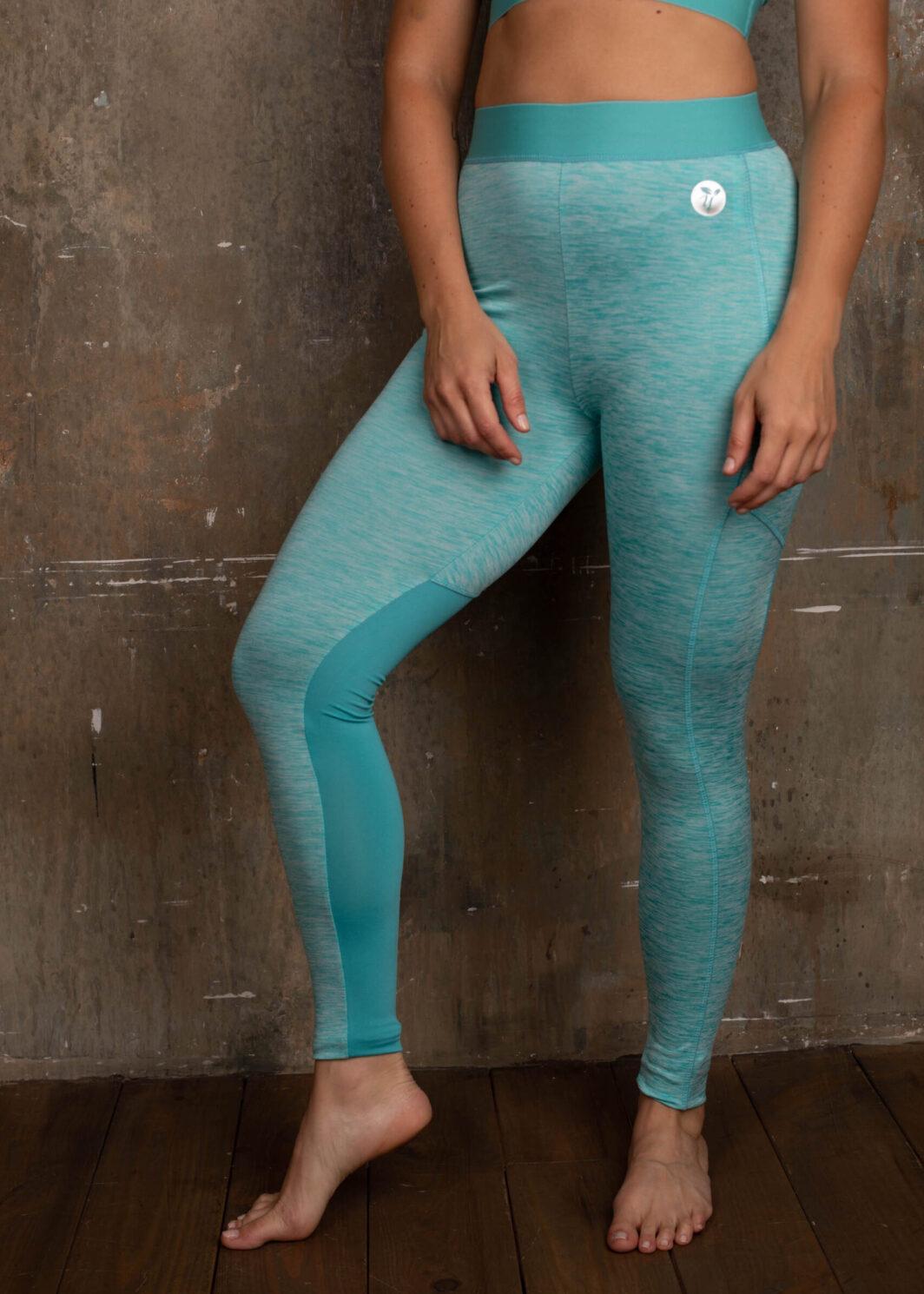 YOGETTE | Leggings pantalone sportivo MYKONOS - Yoga - Pilates